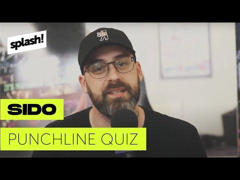 Sido im Punchline Quiz