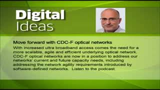 Move forward with CDC-F optical networks