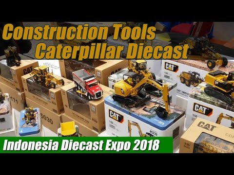 Caterpillars Construction Toys Equipment Diecast Heavy Machinery Models At Diecast Indonesia