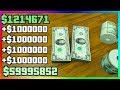 TOP *FOUR* Best Ways To Make MONEY In GTA 5 Online | NEW Solo Easy Unlimited Money Guide/Method 1.41
