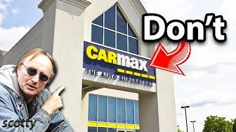 Never Buy a Car From CarMax