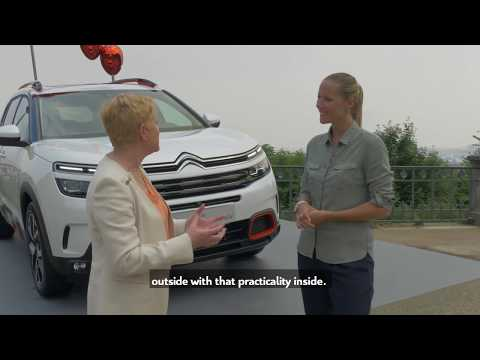 New Citroën C5 Aircross SUV, The Comfort Class SUV, Best of Press Conference