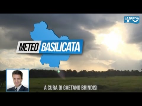 Previsioni Meteo a cura di Gaetano Brindisi dal 22...
