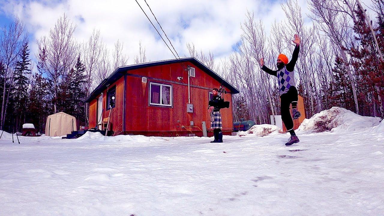 A Sikh and an Irish Descendant Walk into the Yukon . . .
