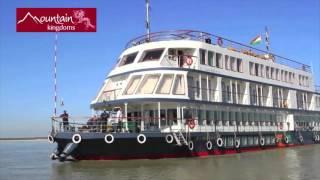 Brahmaputra River Cruise