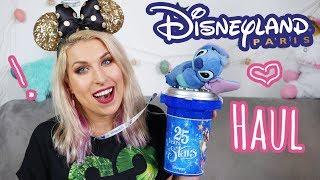 Disneyland HAUL  czyli co kupiłam w Disneylandzie | Agnieszka Grzelak Vlog