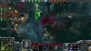 Close game #88 Lifestealer vs Wraith King Лайфстил 100