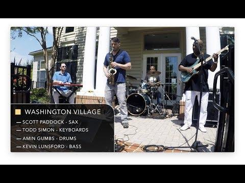 WASHINGTON VILLAGE - LIVE PERFORMANCE