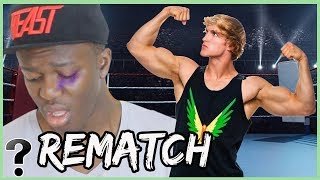 What If Logan Paul Beats KSI In The Rematch? | Professional Fight | No Headgear