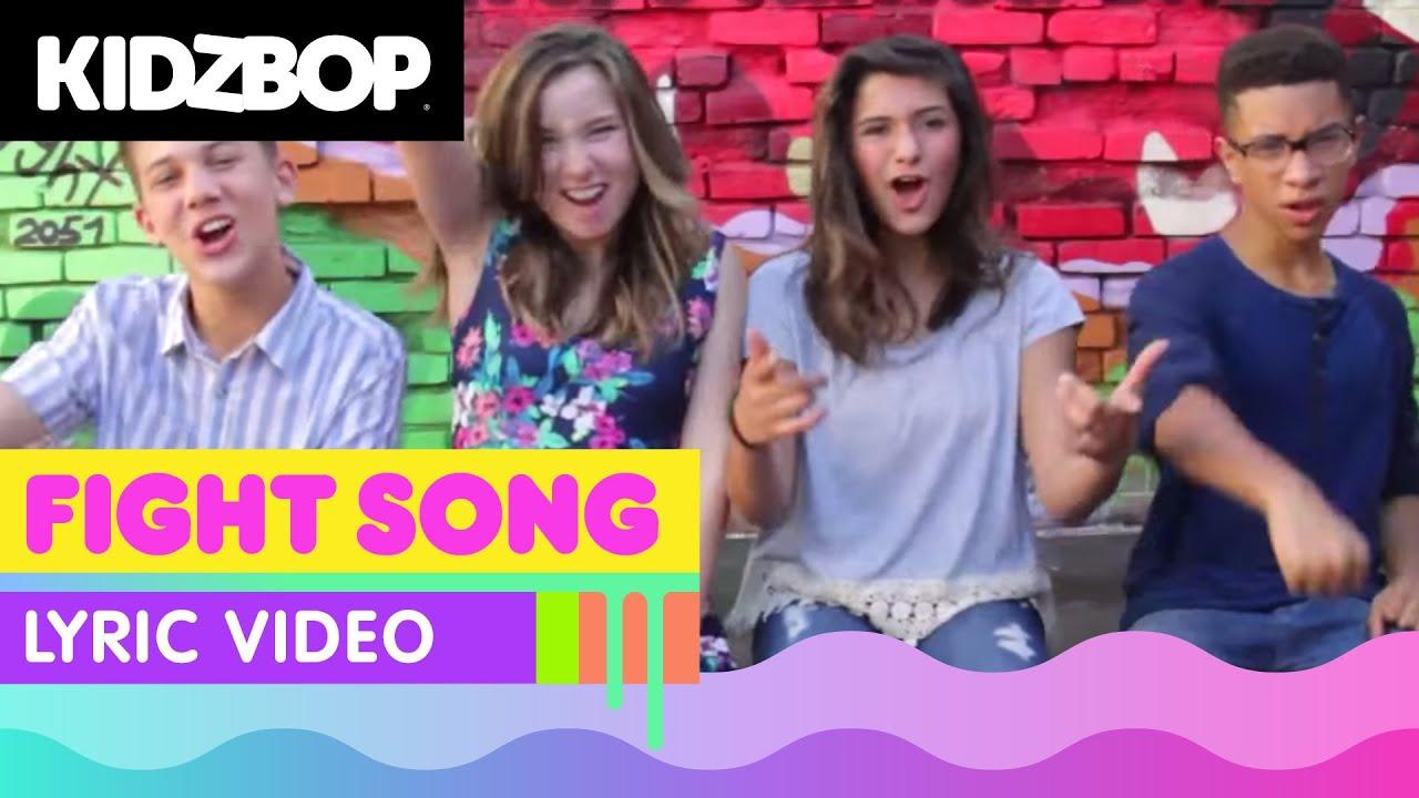 KIDZ BOP Kids – Fight Song (Official Lyric Video) [KIDZ ...