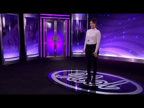 Julia Marinkovic - Love on top av Beyonce (hela audition) - Idol Sverige (TV4)