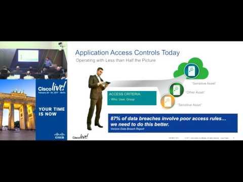 Using Cisco pxGrid for Security Platform Integration