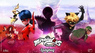 MIRACULOUS | 🐞 LADYBUG - OFFICIAL TRAILER 🐞 | Tales of Ladybug and Cat Noir