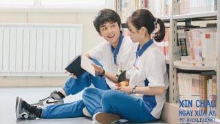 My Huckleberry Friends(2017) 💗 School LoveStory 💗Sad RomanticDrama   KoreanChineseMix HindiSongs2020