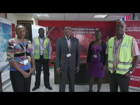 KQ Cargo JV Video