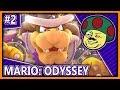 Moggy hüpft durch Super Mario Odyssey! #2