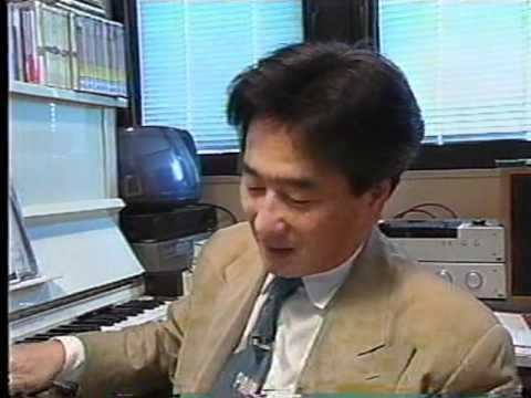 作詞作曲家麻原彰晃を作曲家三枝成彰が徹底分析!オウム総括5/10