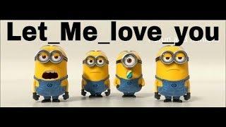 Let me love you minion version what's app status