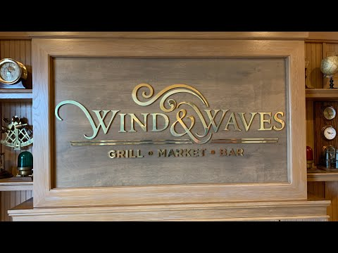 DINING REVIEW: Wind & Waves Grill At Disney's Vero Beach Resort