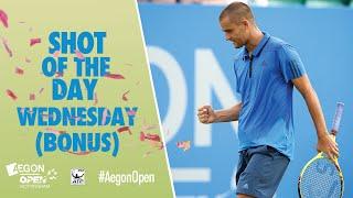 Bonus Aegon Open Nottingham Shot of the Day - Wednesday 22nd June