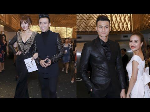 Trấn Thành - Hari Won tình tứ giữa sự kiện, Hoàng Thùy Linh - Vĩnh Thụy không rời nhau nửa bước