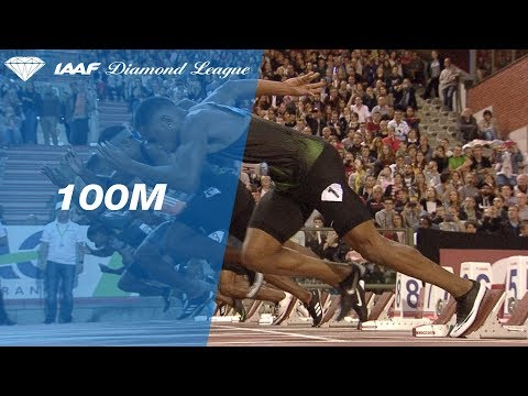 Christian Coleman Sprints 100 Meters in 9.79! 7th Fastest Man All-Time!