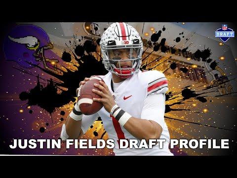 Vikings Draft Profile: Ohio State QB Justin Fields