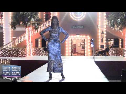 Fashion Show At St George's Town Lighting Event, November 28 2015