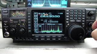 icom ic 756pro hf transceiver test alpha telecom