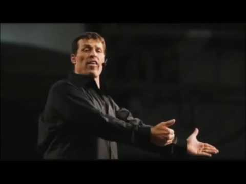 Tony Robbins - Happiness Vs Unhappiness - How And Why They Occur