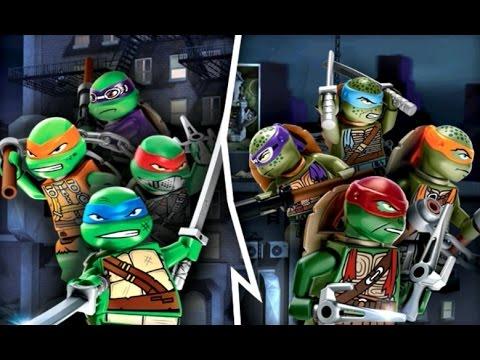 Abandonware Games / Teenage Mutant Ninja Turtles 2003