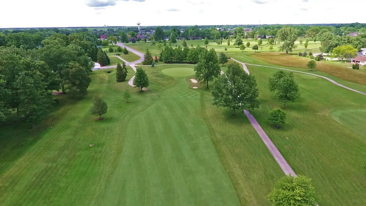 Pine Valley Country Club - Hole #15 Overview - YouTube