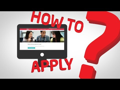 Study abroad: how to apply