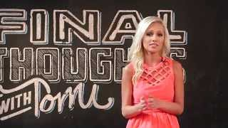 "Media Guide | ""Final Thoughts with Tomi Lahren"""
