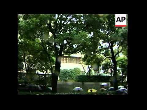 Thousands gather to watch court hearing of Noriko Sakai