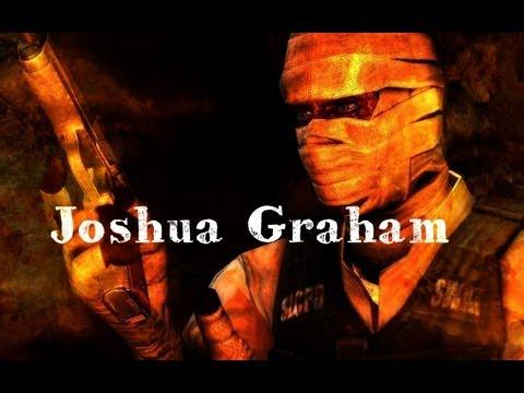 "Fallout New Vegas: Honest Hearts - ""Joshua Mother-Fucking Graham"" All Dialogue"