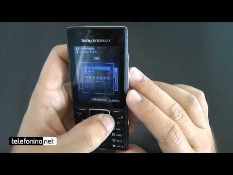 Sony Ericsson Elm videoreview da Telefonino.net