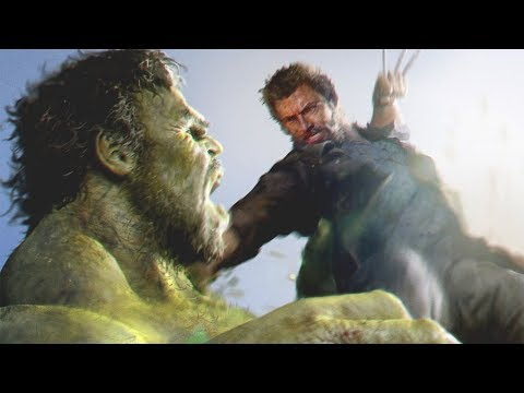 How WOLVERINE debuts in AVENGERS 4