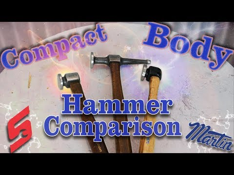 Compact Body Hammer Comparison - Snap-On Vs Martin Tools