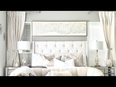 master-bedroom-makeover|decorating-ideas|glam