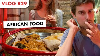 Trying African Food for first time | Dhruv Rathee Vlogs