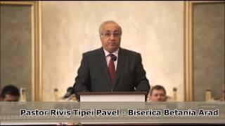 Predica - Rivis Tipei Pavel - Rapirea Bisericii
