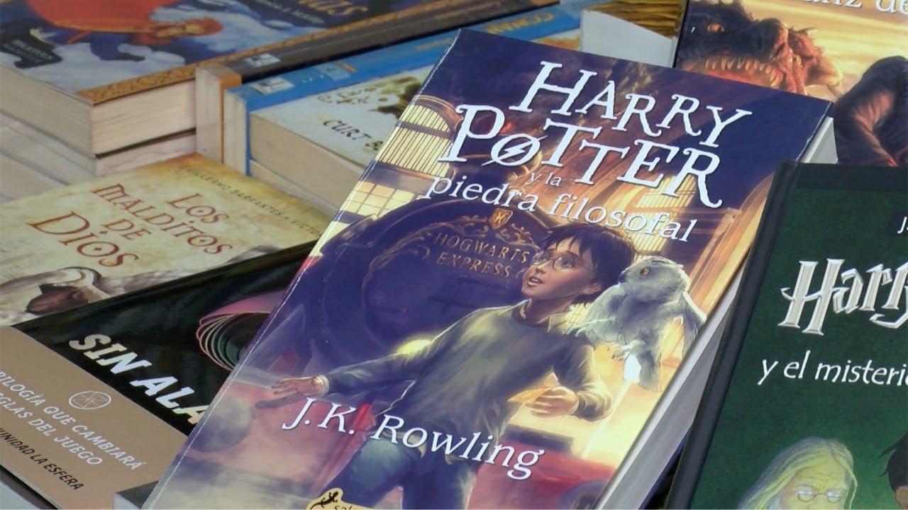 """20 años de """"Harry Potter y la piedra filosofal"""", el primer"""