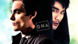 Alec + Magnus │ DNA