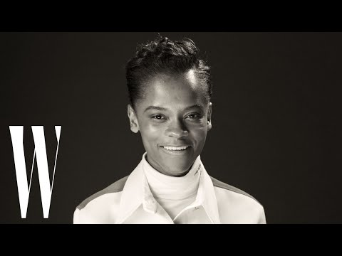 Letitia Wright on Black Panther, Chadwick Boseman, and 'Family Matters' | Screen Tests | W Magazine