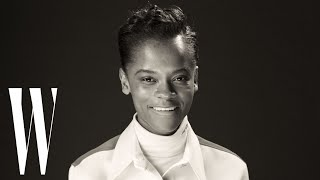 Baixar Letitia Wright on Black Panther, Chadwick Boseman, and 'Family Matters' | Screen Tests | W Magazine