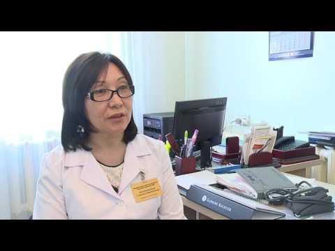 Бусурманкулова Гульнара – врач-невролог Национального госпиталя