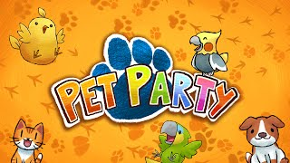 Pet Party - Animals Game for iPhone and Android