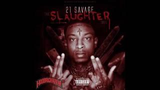 Gambar cover 21 Savage - Slaughter Tape (Mixtape)