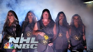 How to become a Vegas Golden Knights archer I NHL I NBC Sports